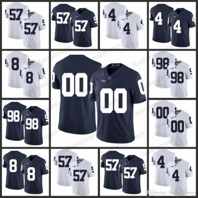 A.Q. Shipley Penn State Nittany Lions Football Jersey Navy