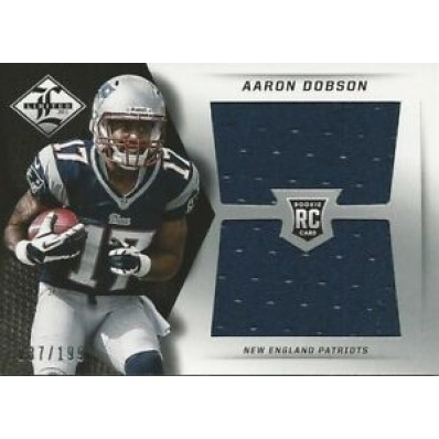 Aaron Dobson New England Patriots Game Jersey