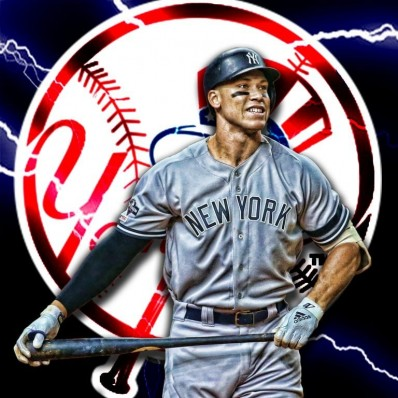 Aaron Judge NY Yankees New Arrivals Legend Baseball Player Jersey