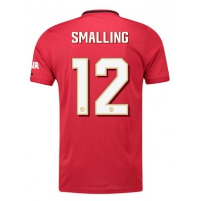 Chris Smalling Manchester United Away Jersey