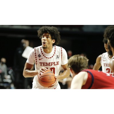 Jake Forrester Indiana Hoosiers Basketball Jersey - White